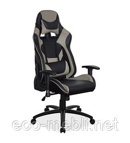 Геймерське поворотне крісло для ігор Supra czarny Signal