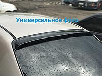 Козырек на заднее стекло (бленда) Daewoo nexia (дэу/деу/део нексия 1994г+)