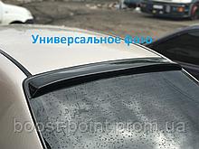 Козырек на заднее стекло (бленда) Daewoo matiz m300 (дэу/деу/део матиз м300 2009г+) (хетчбек)