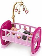 Кроватка для пупса Baby Nurse Smoby 220328