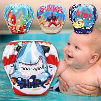 BabyLand многоразовые трусики подгузники для плавания, бассейна, плавки