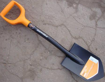 Сапёрная лопата fiskars Solid 131417 / 1014809, фото 2