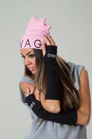 Женская шапка Свэг, фото 2
