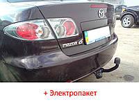 Фаркоп - Mazda 6 Седан / Хэтчбек (2003-2008), фото 1