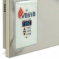Керамический обогреватель Vesta Energy PRO 1000 ватт с встроенным терморегулятором , белый