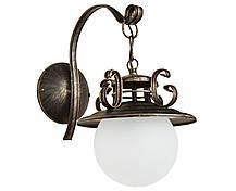 "Люстра из дерева ""Сатурн"" светлый дуб на 5 ламп, фото 2"