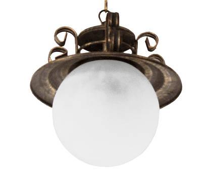 """Подвес лофт """"Сатурн """" старая бронза"""" на 1 лампу, фото 2"""