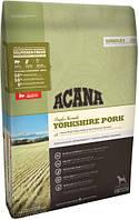 Acana (Акана) YORKSHIRE PORK - корм для собак всех пород,2кг