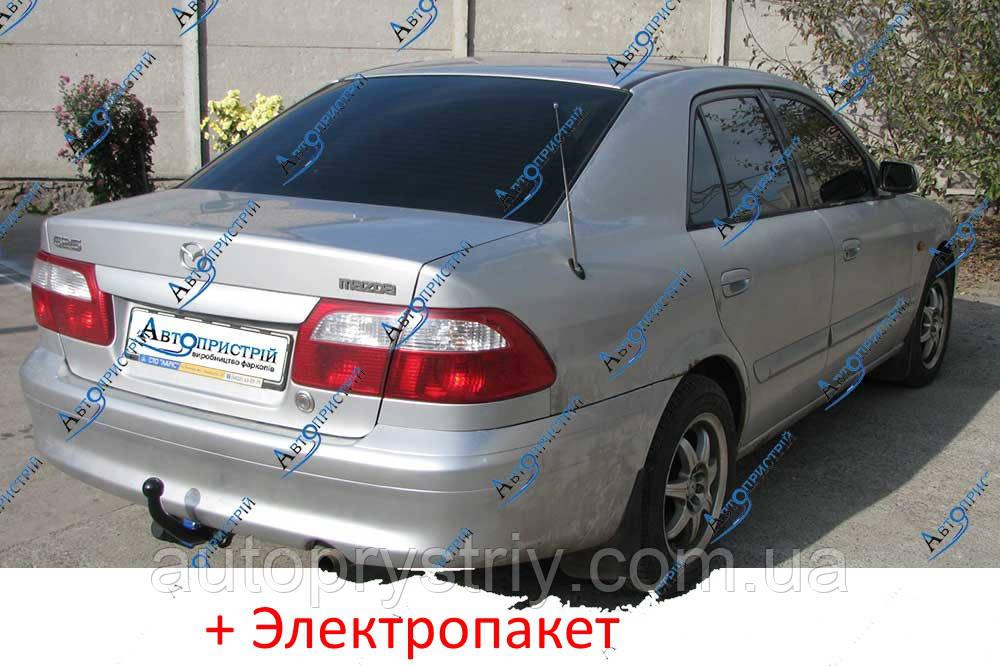 Фаркоп - Mazda 626 Седан / Хэтчбек (1991-1997)