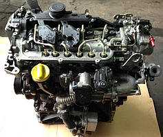 Двигатель Opel Vivaro 2.0 dCi M9R 788 (66Квт) 2006-2014гг