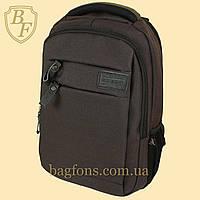 Рюкзак городской, школьный для старших классов  Edison 1030 ( ВИДЕООБЗОР )