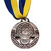 """Медаль Спортивная маленькая """"бронза"""""""