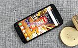 "DOOGEE X6S Black 4G LTE 5.5 ""HD 1/8GB Android 6.0 MTK6735 3000mAh + стекло в комплекте!, фото 3"