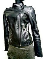 Жіноча куртка з натуральної шкіри Bertini