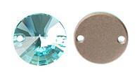 Rivoli 14mm Light Turquoise