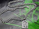 Срібна ікона з образом Св. Миколи, фото 5