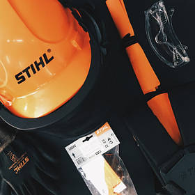 Средства защиты для работы с инструментом и канистры