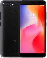 Смартфон Xiaomi Redmi 6 3GB/32GB (Black)