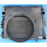 Диффузор радиатора Mercedes Vito W639 А6395001700 (109,111,115,120)(Viano) 2003-2010гг
