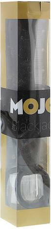 Анальная насадка Mojo BlackJack, черная, фото 2