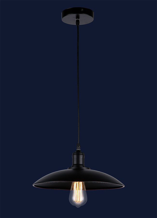 Подвесной светильник на одну лампочку 750M23378-1