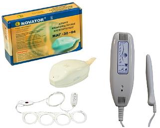 Аппараты для ультразвуковой и магнитотерапии