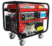 Бензиновый генератор Glendale GP7500L-GEE/1-3
