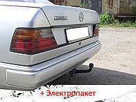 Фаркоп - Mercedes 124 Седан / Універсал (1985-1995), фото 1