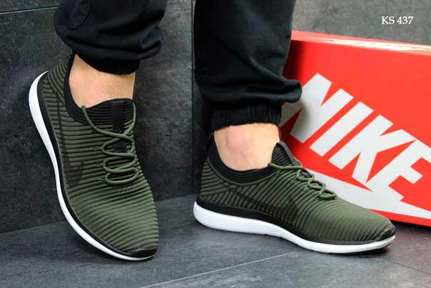 Кроссовки Nike (зеленые)