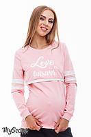 Світшот для вагітних та годуючих мам (Свитшот для беременных и кормящих мам)  LUNA SW dd7fe679554b8