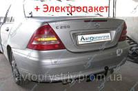 Фаркоп - Mercedes C-Clase (W202) Седан (2000-2007), фото 1