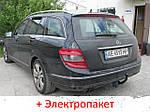 Фаркоп - Mercedes C-Clase (W204) Седан / Универсал (2007-2014)