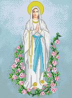Схема для вышивки Дева Мария
