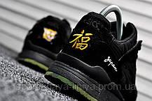 Кроссовки мужские черные Asics Gel Lyte III Souvenir Jacket (реплика), фото 2