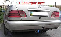 Фаркоп - Mercedes E-Clase (W210) Седан (1996-2002), фото 1