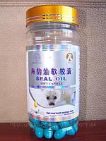 Жир морского котика в капсулах Вековой Восток