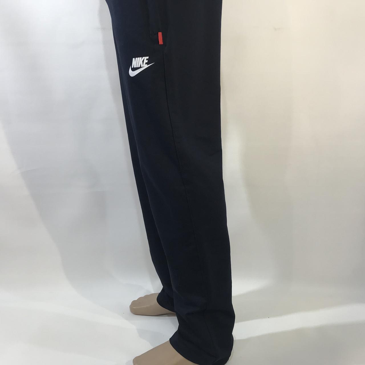 Спортивные штаны Nike  / трикотажные / черные  46-54  р., фото 1