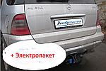 Фаркоп - Mercedes M-Clase (W163) Внедорожник (1997-2005)