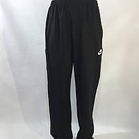 Спортивные штаны Nike (большой размер) / трикотажные / черные, фото 1