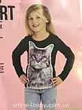 Детский реглан на девочку 2-4, года, рост 98-104, фото 6