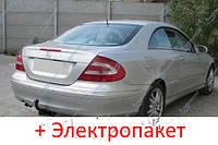 Фаркоп - Mercedes CLK-Clase (W209) Хэтчбек / Купэ (2002-2006), фото 1
