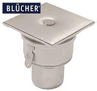 Ревізійний елемент BLUCHER із нержавіючої сталі для доступу до каналізації Арт.144.150.075.