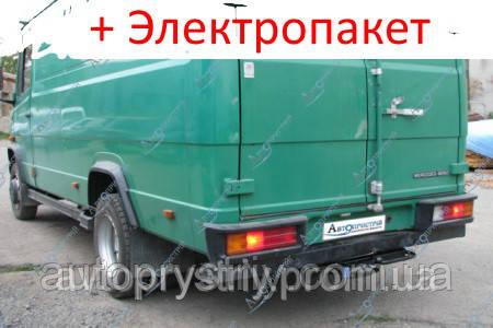 Фаркоп - Mercedes 714D REX Микроавтобус (1989--)