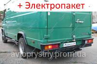 Фаркоп - Mercedes 714D REX Микроавтобус (1989--), фото 1