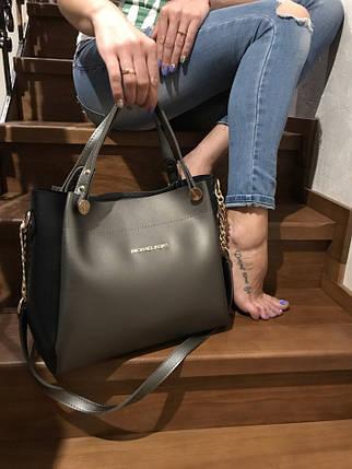 842cd5ee8c50 Стильная большая женская сумка: Цена, материал, хорошее качество.