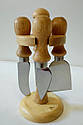 Набор для нарезки сыра / Набор ножей для сыра GA Dynasty, 11035, фото 2