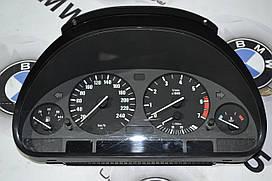 Панель приборов, приборів, приборка, щиток приладів, спидометр(миля, км) BMW X5 е53 БМВ Х5 2003-2006гв