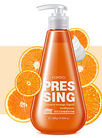 Гелевая зубная паста Апельсин Rorec