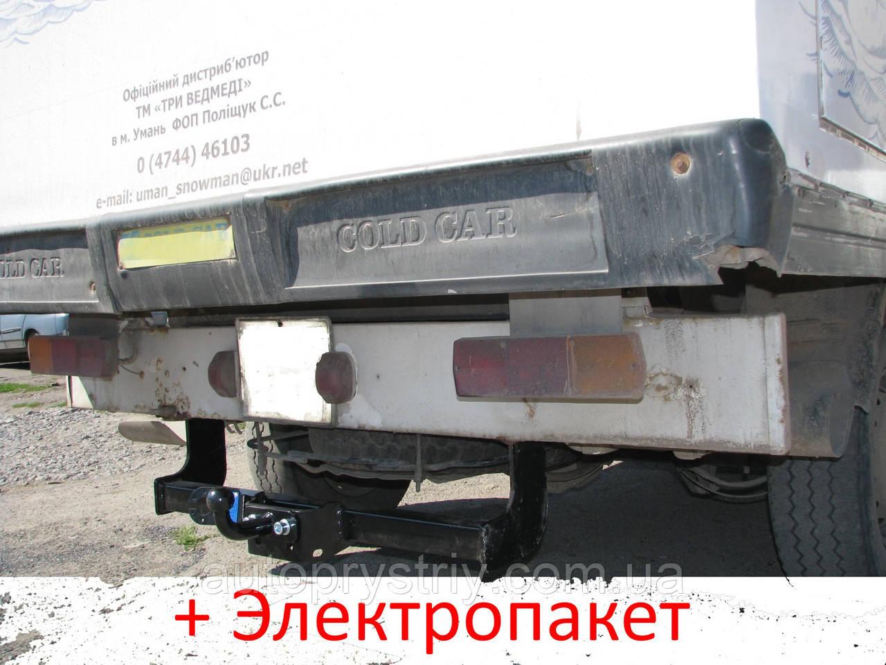 Фаркоп - Мікроавтобус Mercedes Sprinter 416 / Бортовий (1995--) 1 кол.