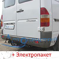 Фаркоп - Мікроавтобус Mercedes Sprinter 313 (1995-2006) 1 кол. 3.0 CDI, фото 1